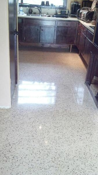 Terrazzo Restoration at its best