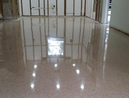 Terrazzo restoration done right