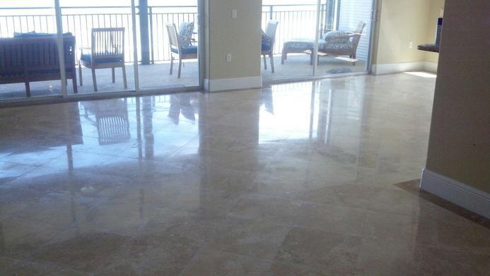 Terrazzo Marble And Concrete Restoration